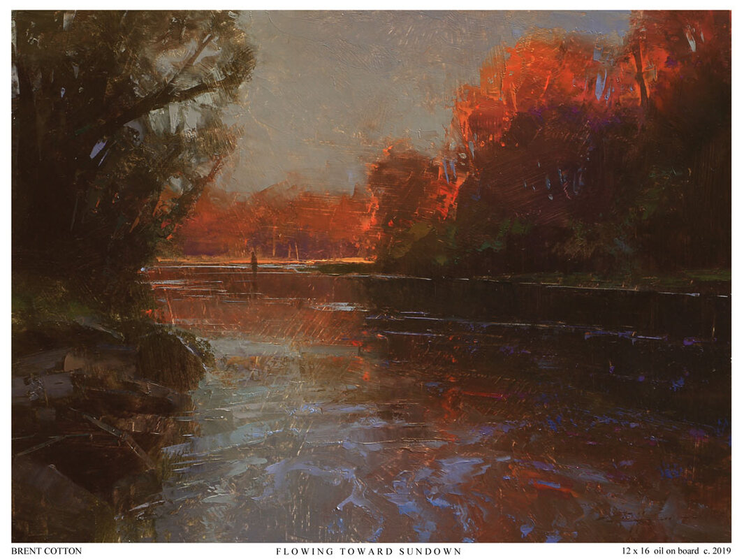 News and Events - The ART of BRENT COTTON